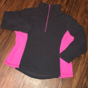 🆕Old Navy fleece half zip top mock neck. XL